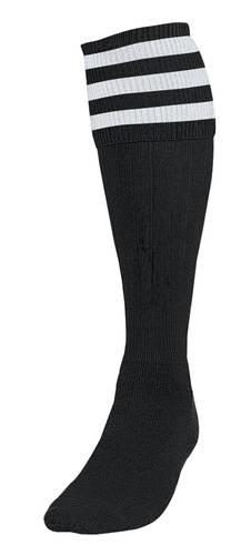 Precision 3 Stripe Football Socks Junior