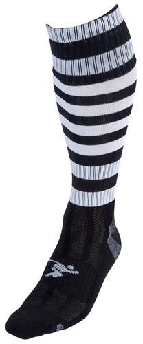 Precision Hooped Pro Football Socks Junior