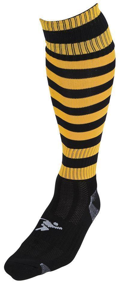Precision Hooped Pro Football Socks Adult