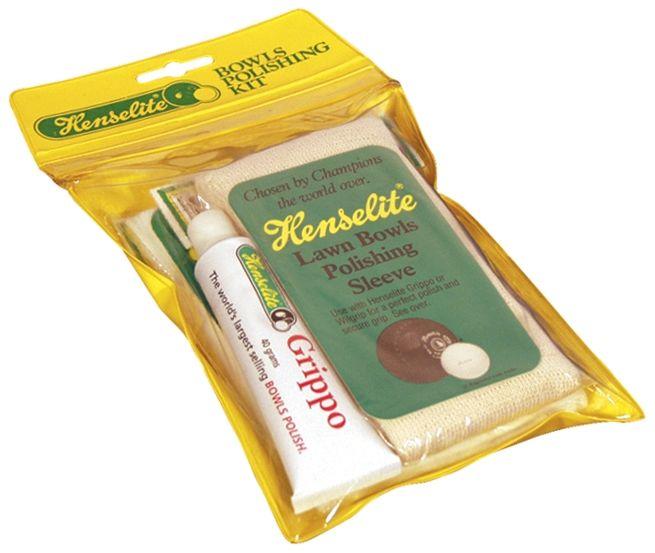 Henselite Bowls Polishing Kit