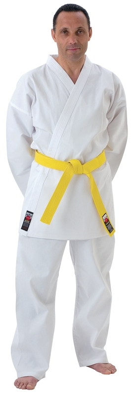 Cimac Giko Karate Suit White Junior