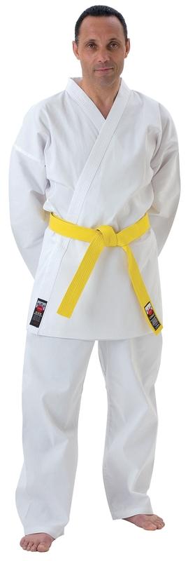 Cimac Giko Karate Suit White Adult