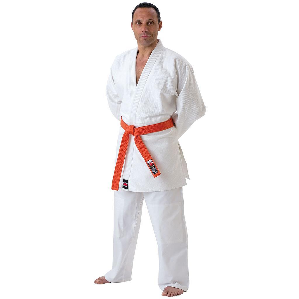 Cimac Giko Judo Suit White Adult