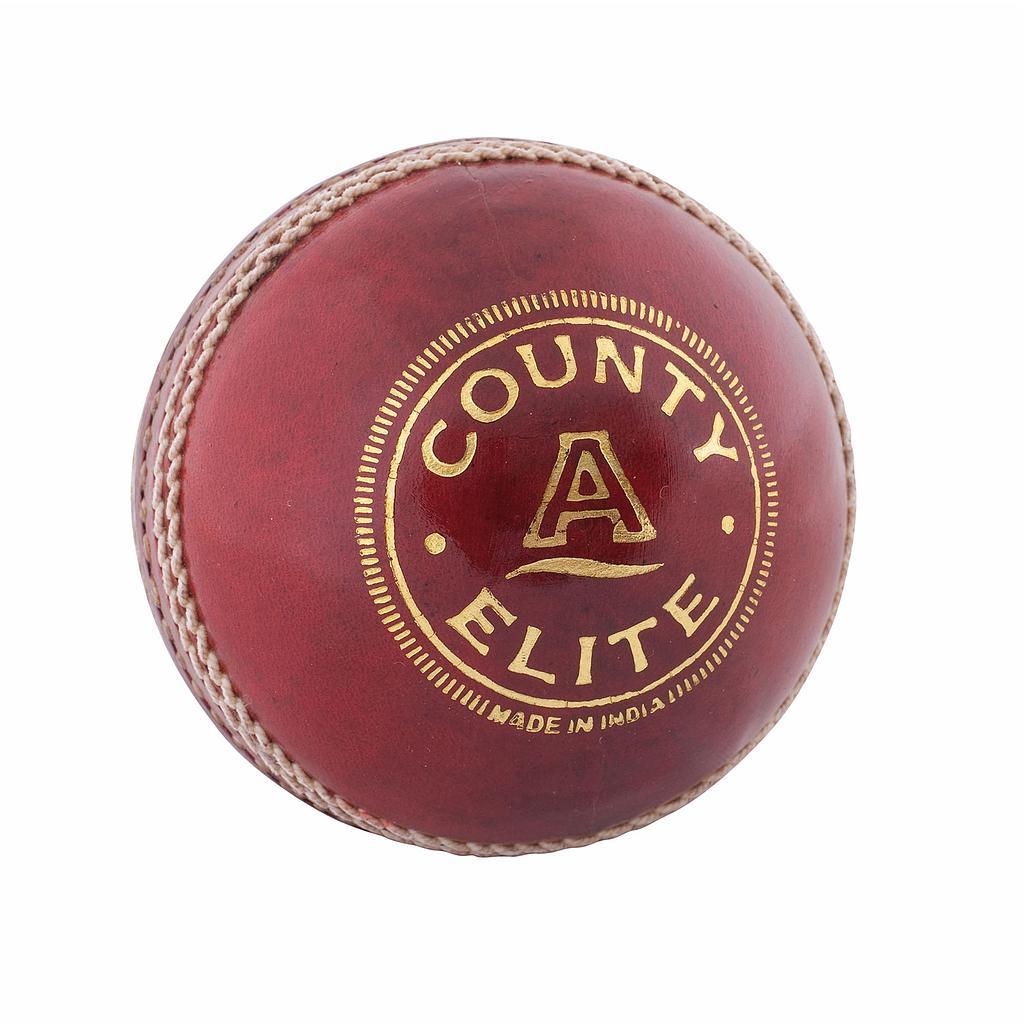 Readers County Elite 'A' Cricket Ball