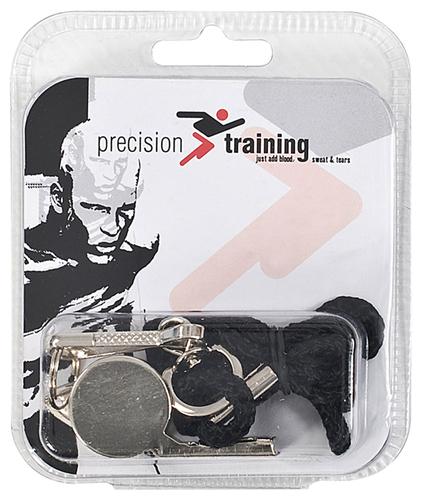 Precision Metal Whistle & Lanyard (Box of 6)