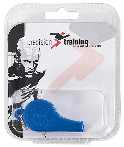Precision Plastic Whistle (Box of 6)