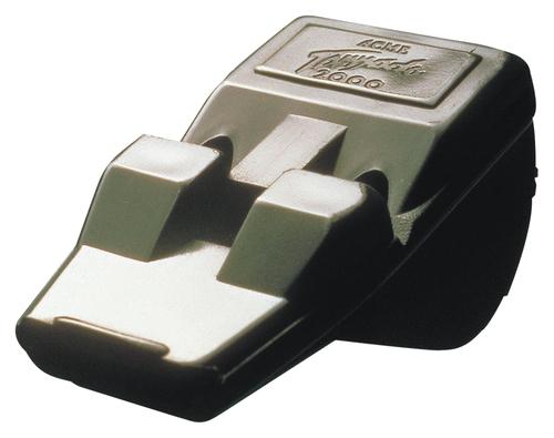 Acme Tornado 2000 Black Plastic Whistle