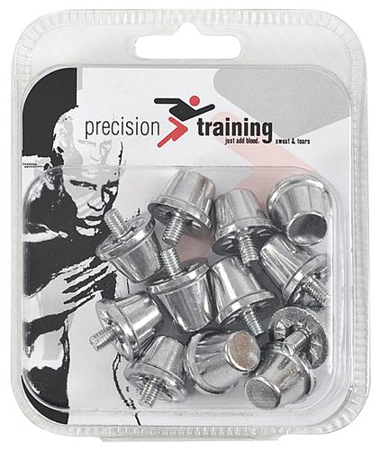 Precision Alloy Football Studs Sets (Box of 6)