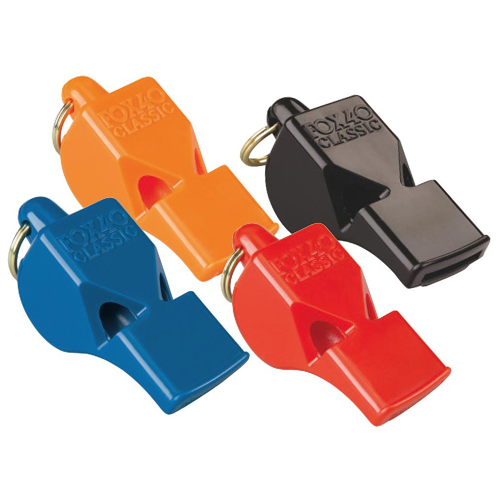 Fox 40 Classic Safety Whistle and Strap