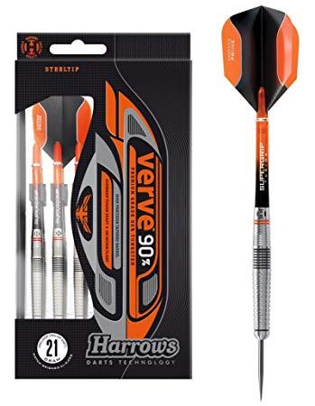 Harrows Verve 90% Tungsten Darts