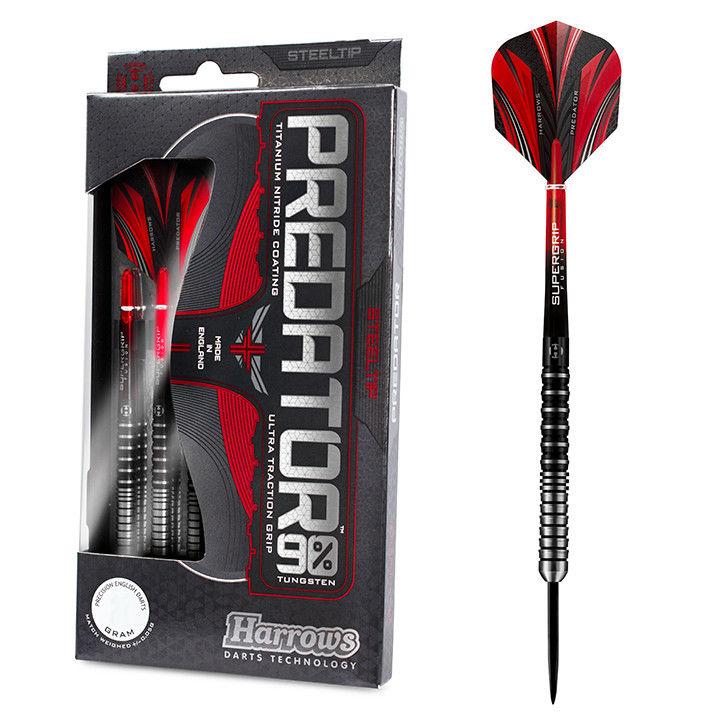 Harrows Predator 90% Tungsten Darts