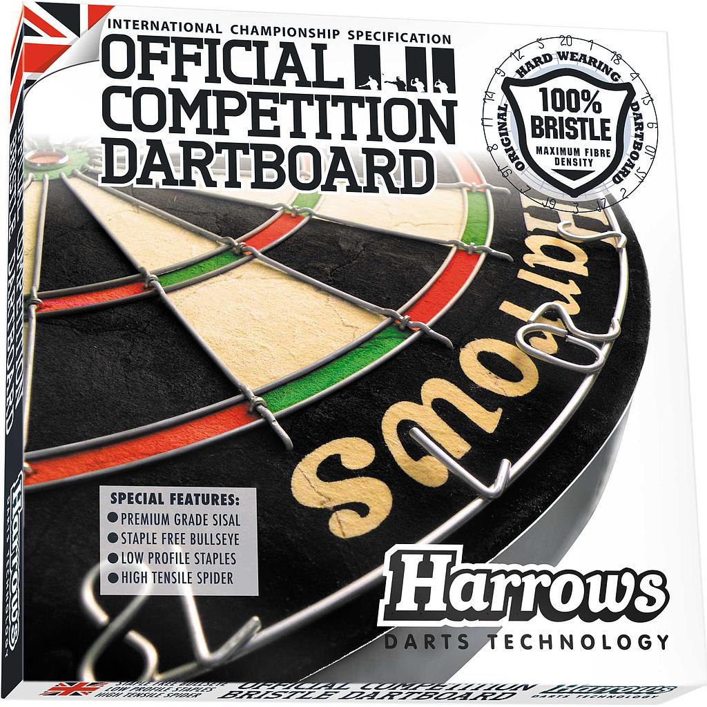 Harrows Official Competition Dart Board