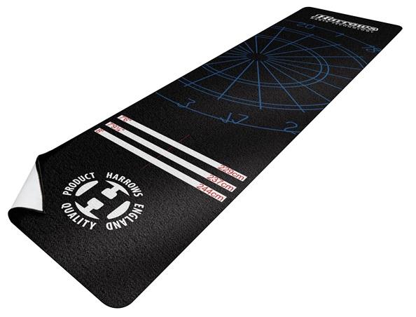 Harrows Nyon Fibre Darts Mat 300 x 65cms
