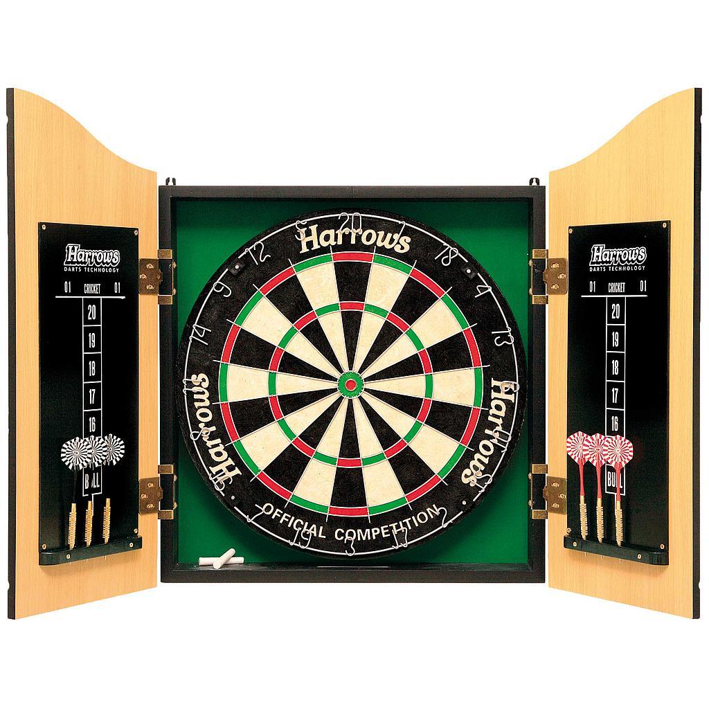 Harrows Pro's Choice Complete Dart Set