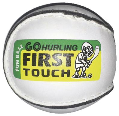 Hurling First Touch Sliotar Ball