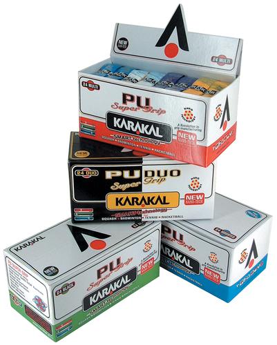Karakal Black PU Super Grip (Box of 24)