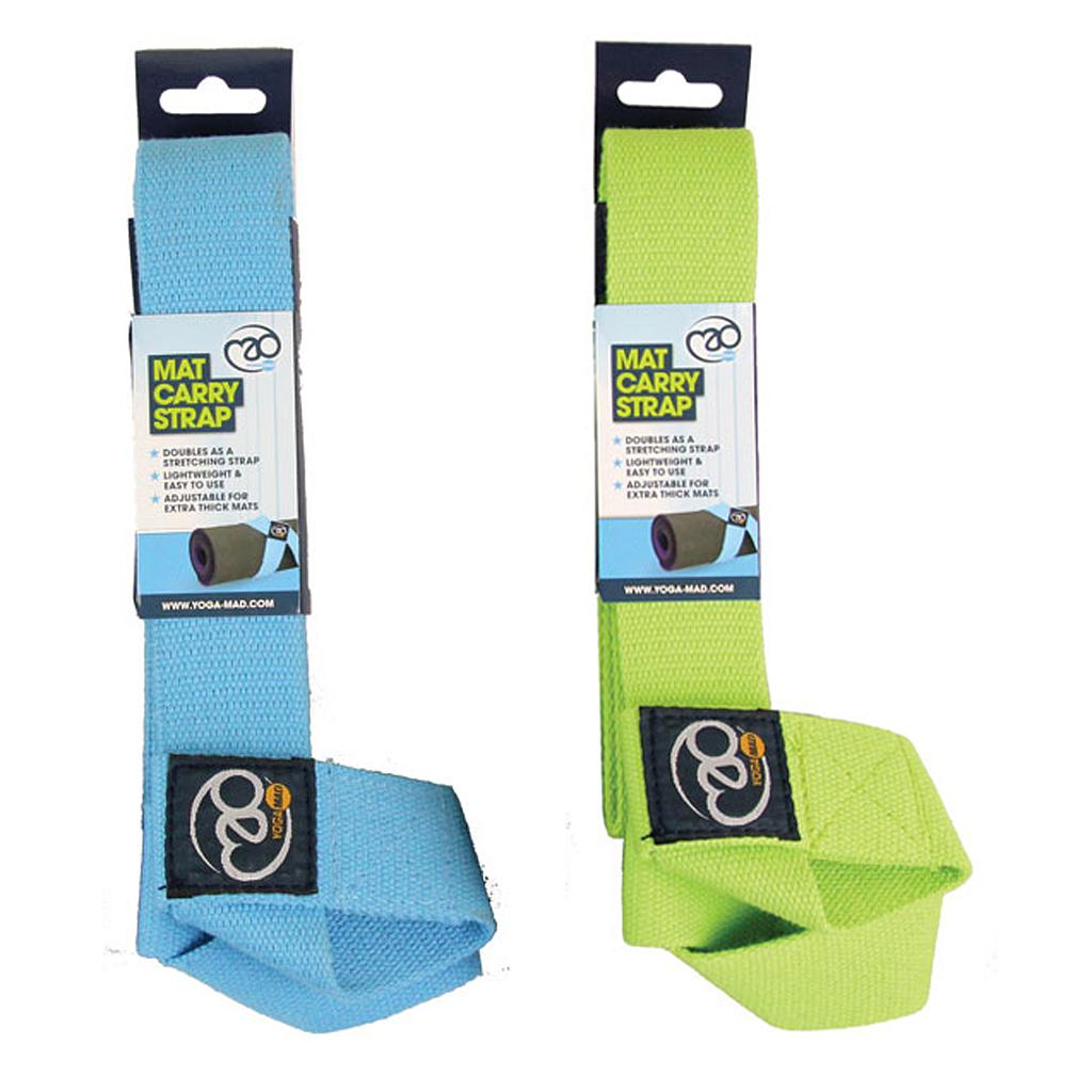 Fitness Belt & Mat Carry Strap