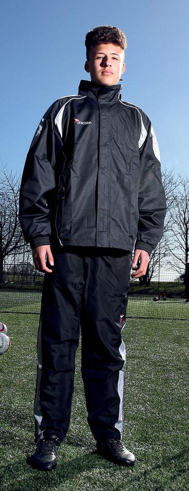 Precision Ultimate Rain Jacket Adult