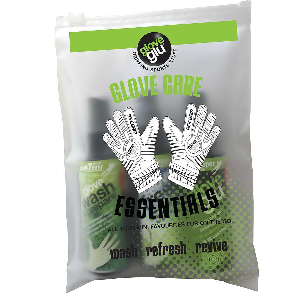 GloveGlu Goalkeeping Glove Care Essentials Pack