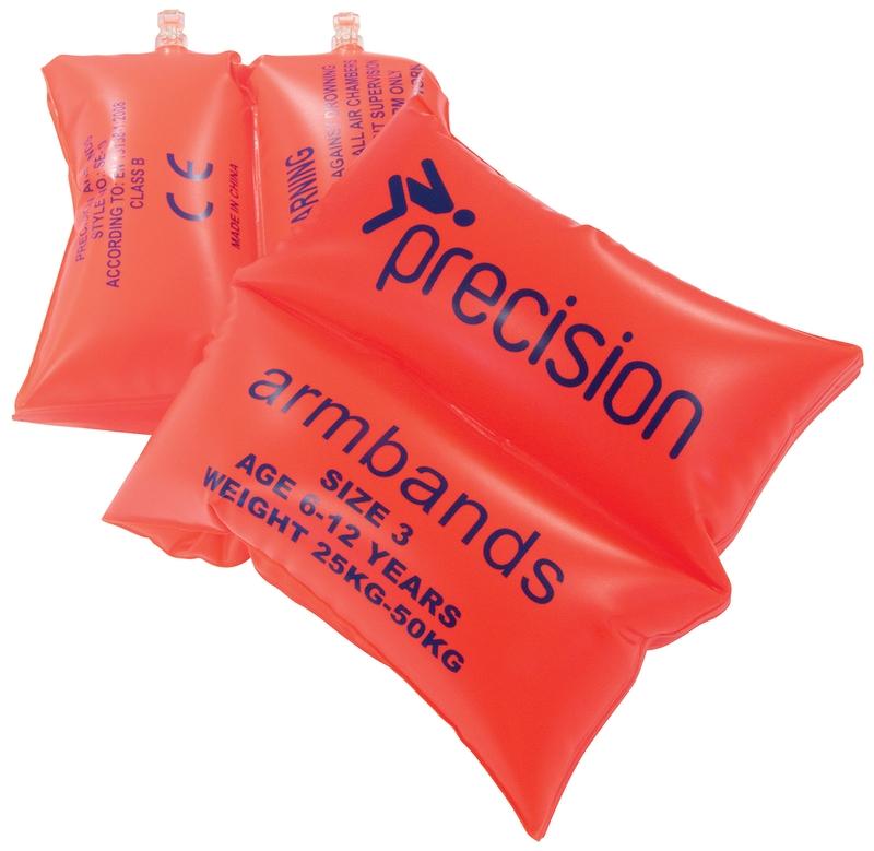 Precision Swim Armbands Age