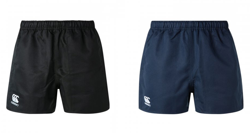Canterbury Junior Professional Polyester Rugby Short