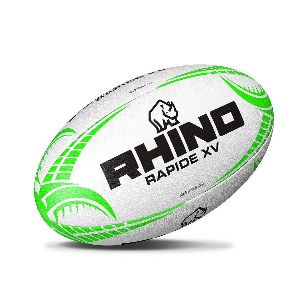 Rhino Rapide XV Rugby Ball