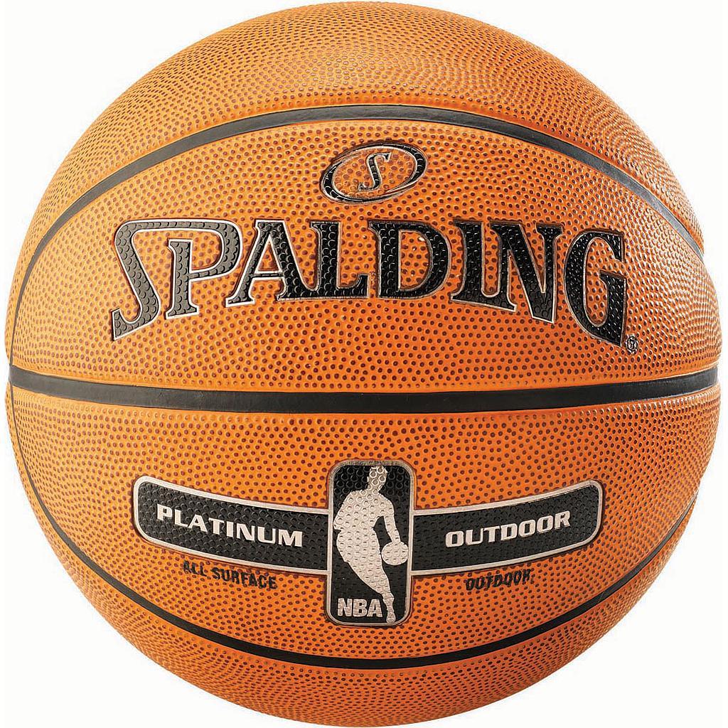 Spalding NBA Platinum Outdoor Basketball