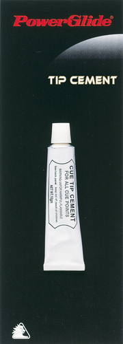 Powerglide Cue Tip Cement