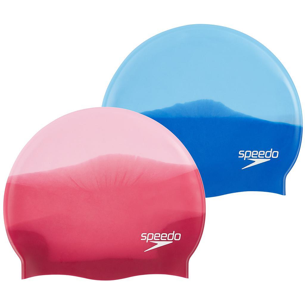 Speedo Multi Colour Silicone Cap