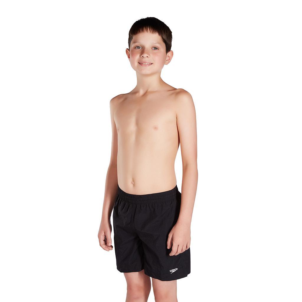 Speedo Boys Solid Leisure Shorts 15 Teen