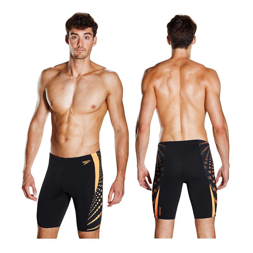 Speedo Graphic Splice Jammer Shorts