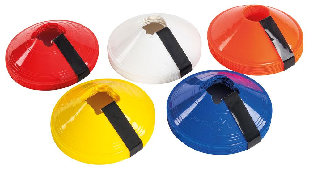 Precision Sleeved Set of 10 Saucer Cones