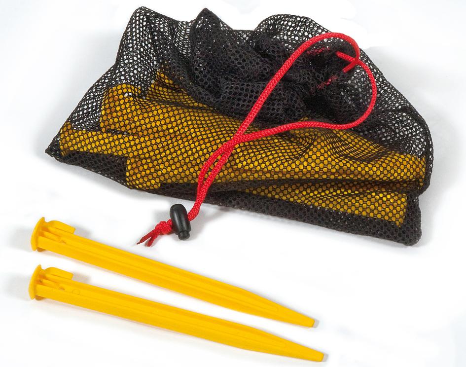 Precision Plastic Net Pegs (Set of 10)