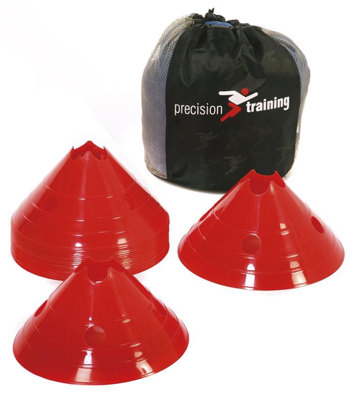 Precision Giant Saucer Cone (Set of 20)