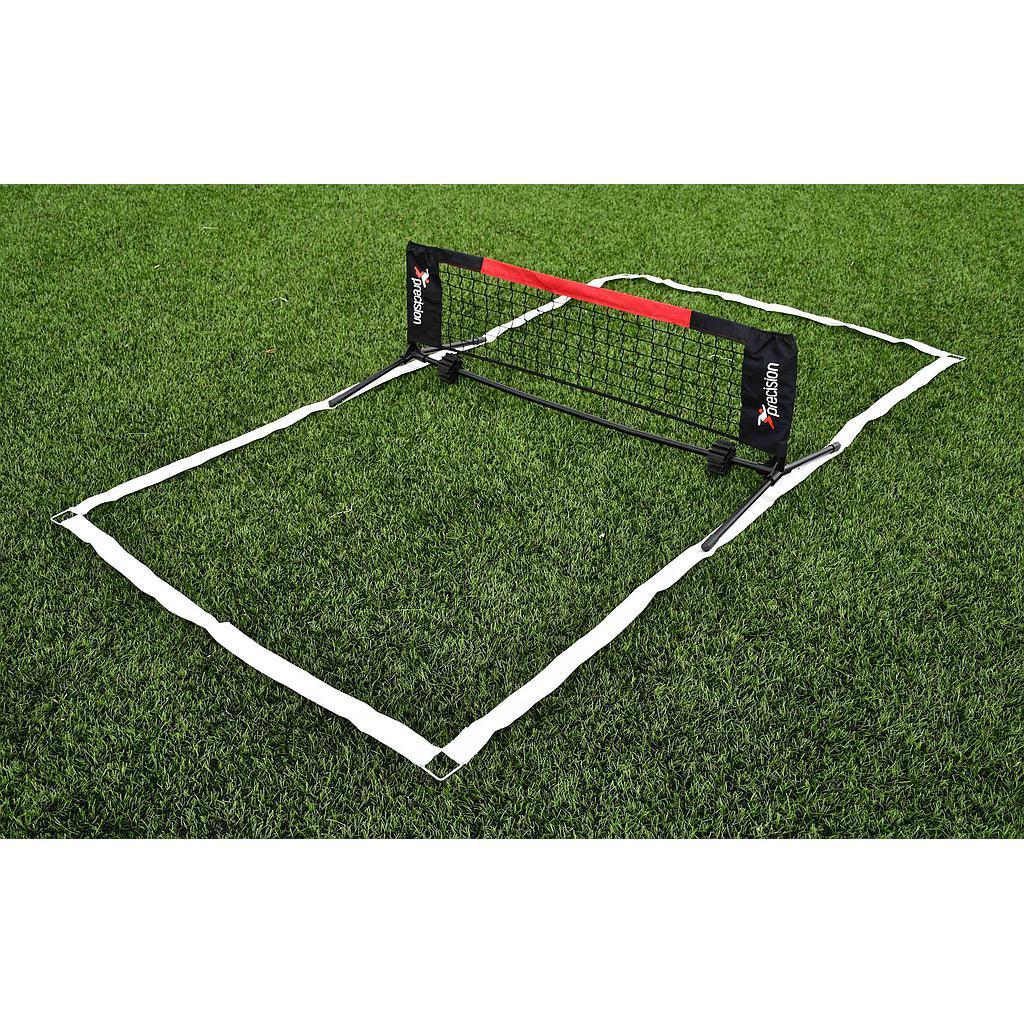Precision Mini Foot Tennis Set