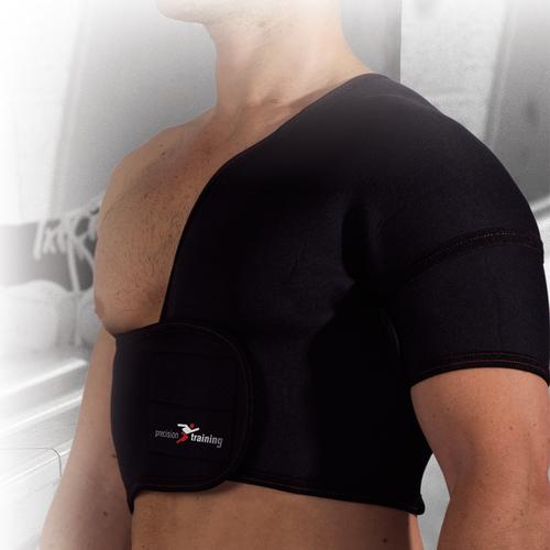 Precision Neoprene Half Shoulder Support (Left)