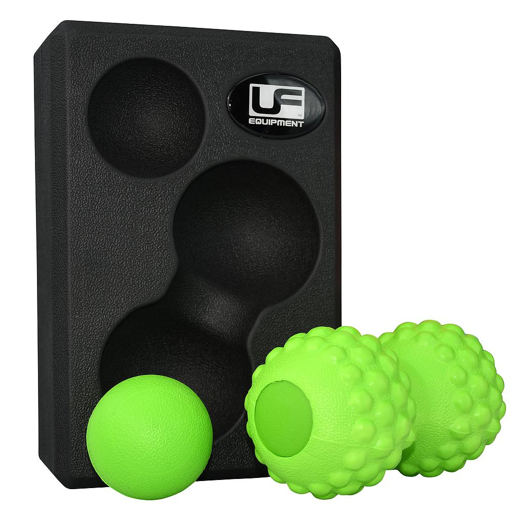 Urban Fitness  3 in 1 Massage Kit