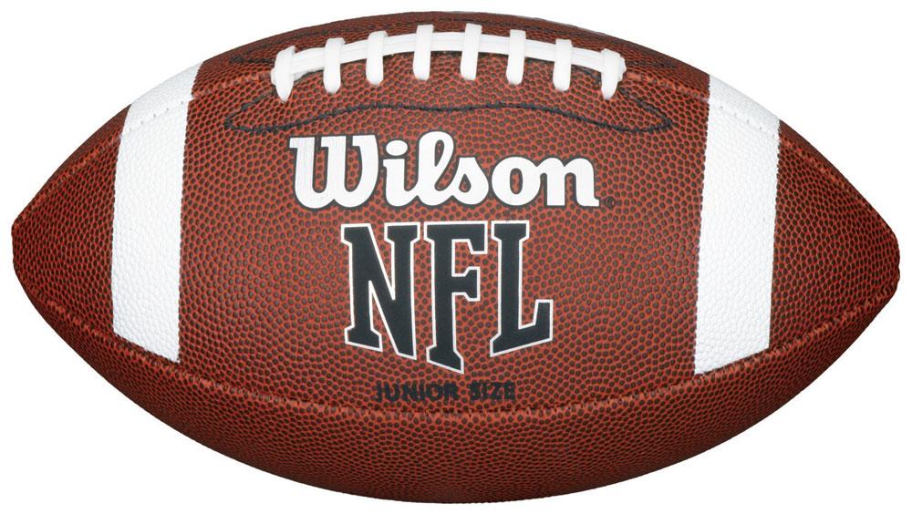 Wilson NFL JNR American Football