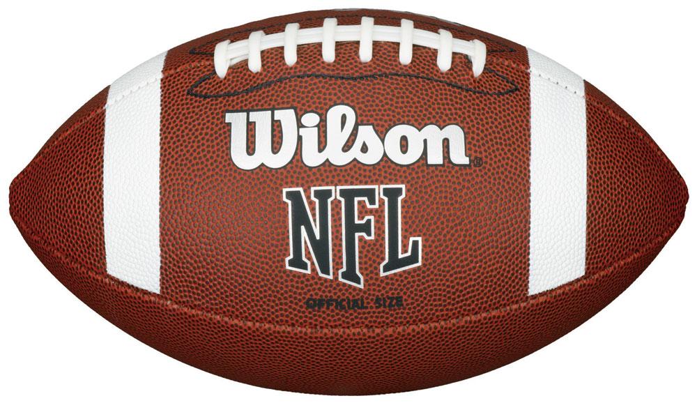 Wilson NFL Off Size Bin XB American. Football