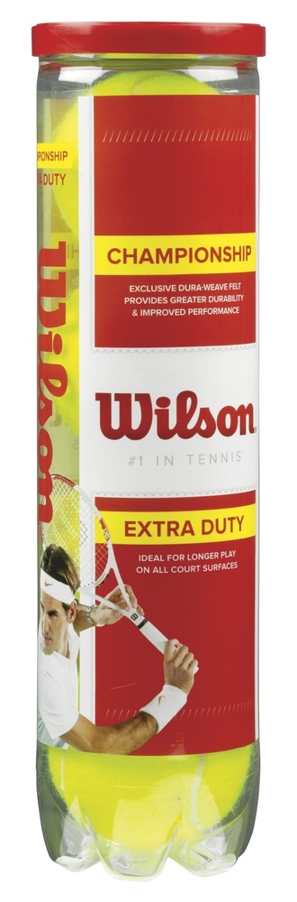 Wilson Championship 4 Ball Can