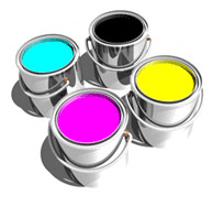Media Library - Paint Tins
