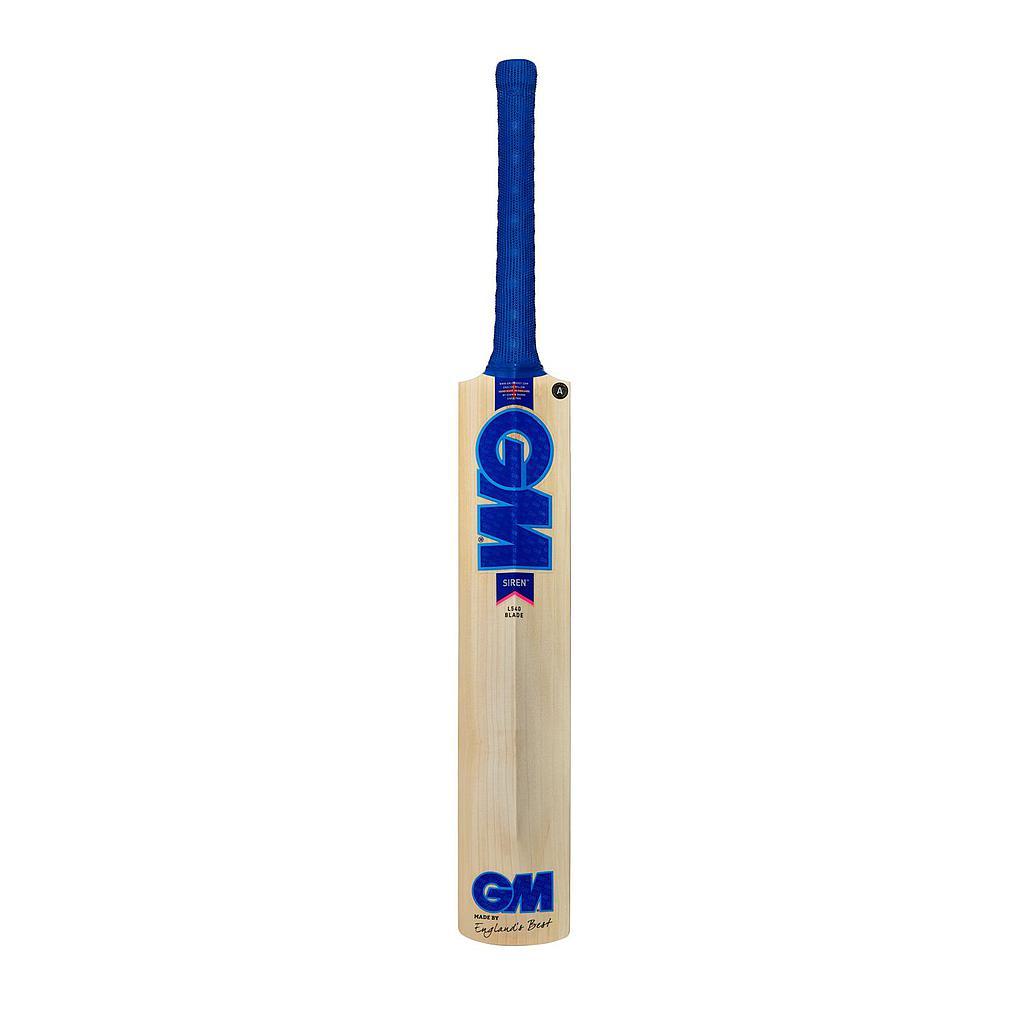 GM Siren 606 English Willow Cricket Bat