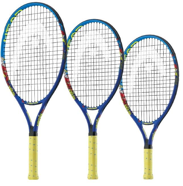 Head Novak Junior Tennis Racket