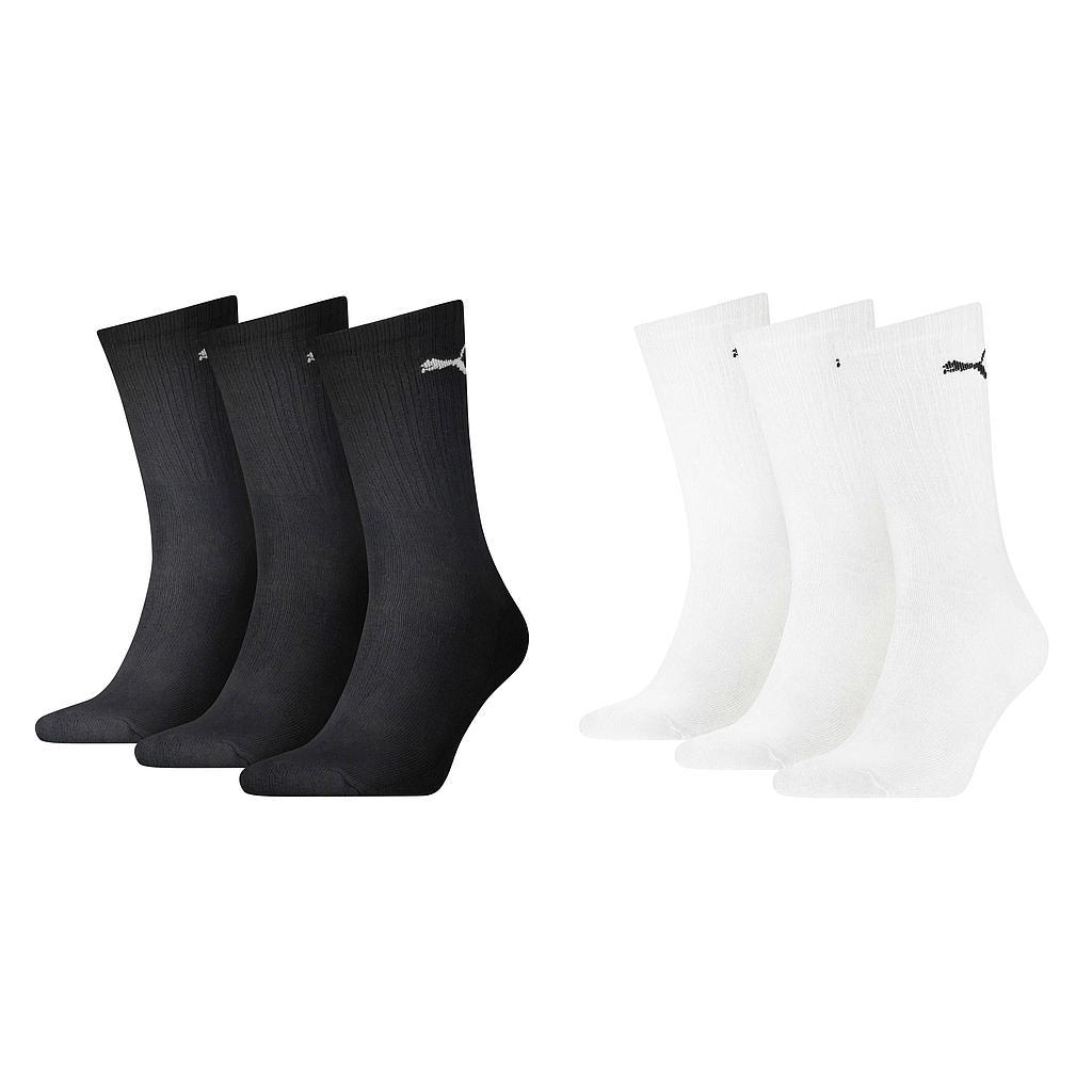 Puma Sport Crew Lightweight Sock (3 Pair)
