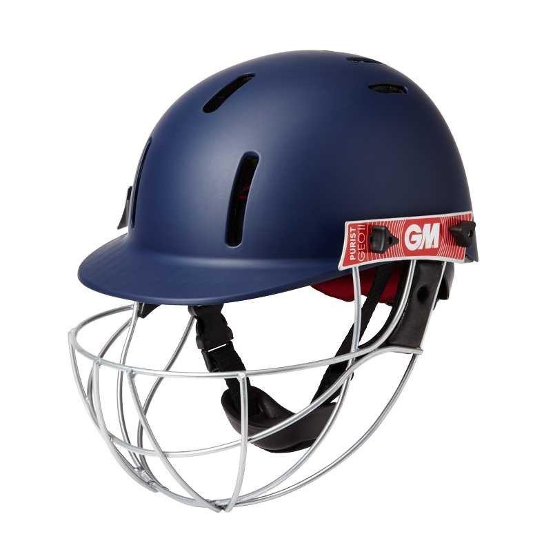 GM Purist Geo II Cricket Helmet Junior
