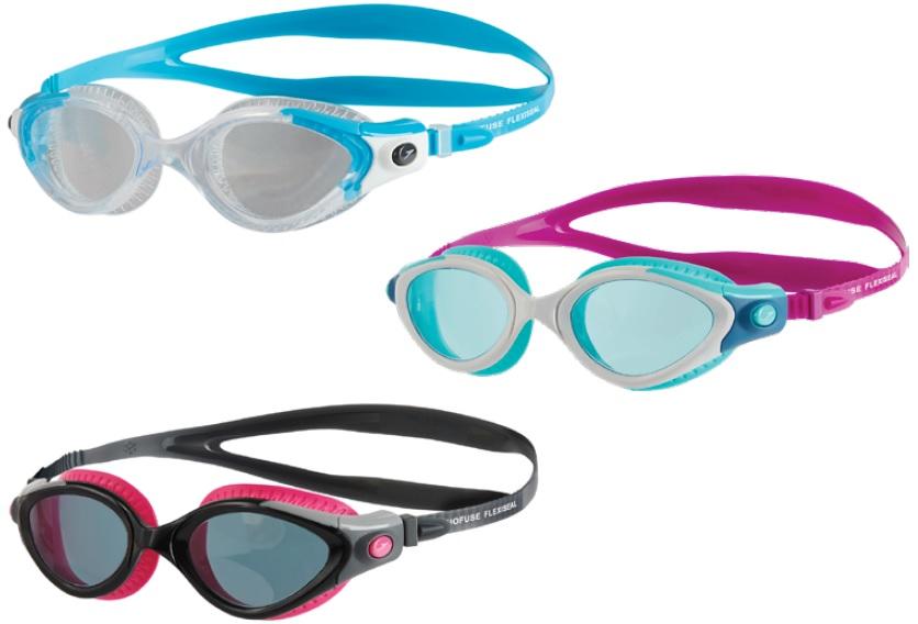 Speedo Futura Biofuse Flexiseal Female Goggles