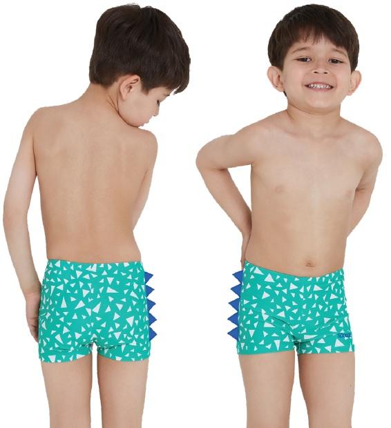 Speedo Corey Croc Aquashorts Infants