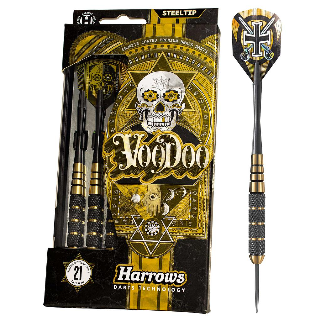 Harrows Vodoo Brass Darts