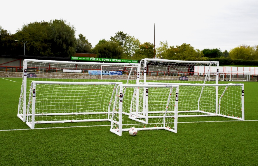 Precision Match Goal Posts Spares (BS 8462 approved)