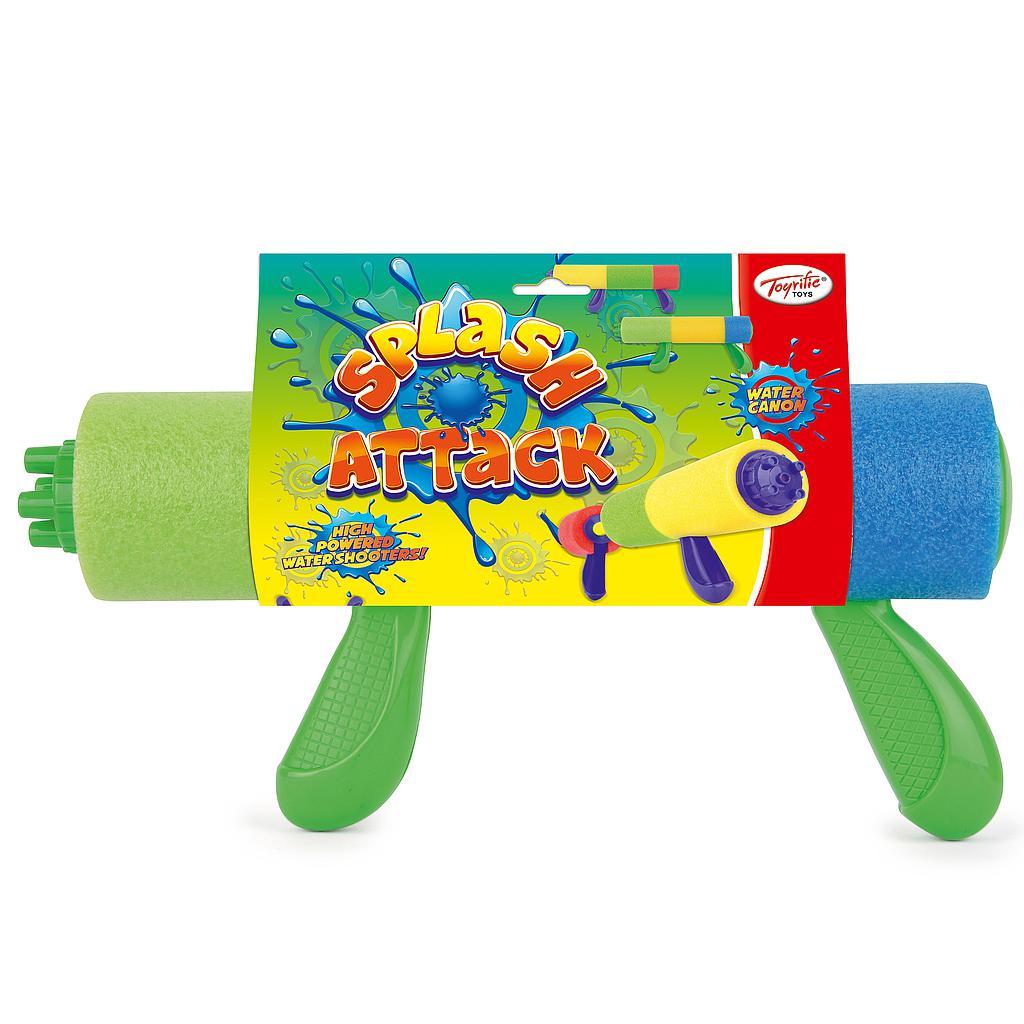 Splash Attack 31cm Water Cannon